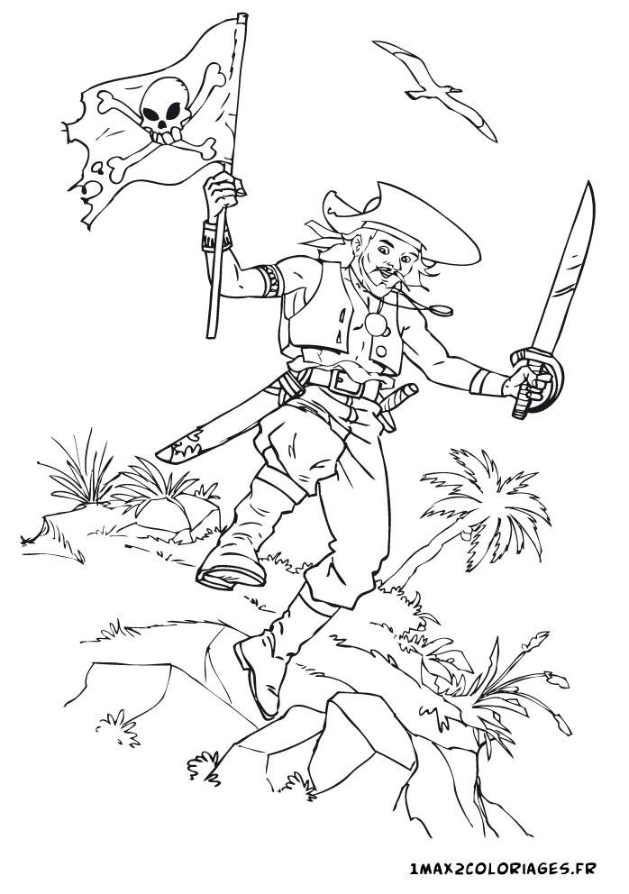ou choisir un autre coloriage de pirates