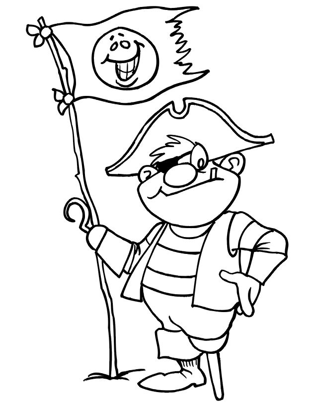 coloriage pirates