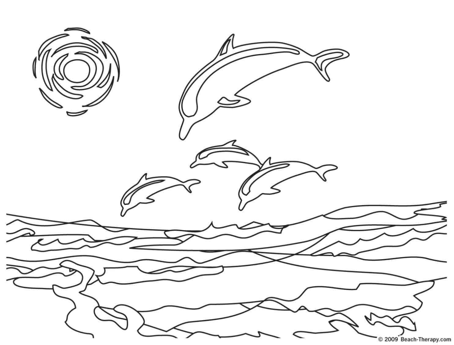 56 dessins de coloriage plage à imprimer sur LaGuerche.com - Page 5