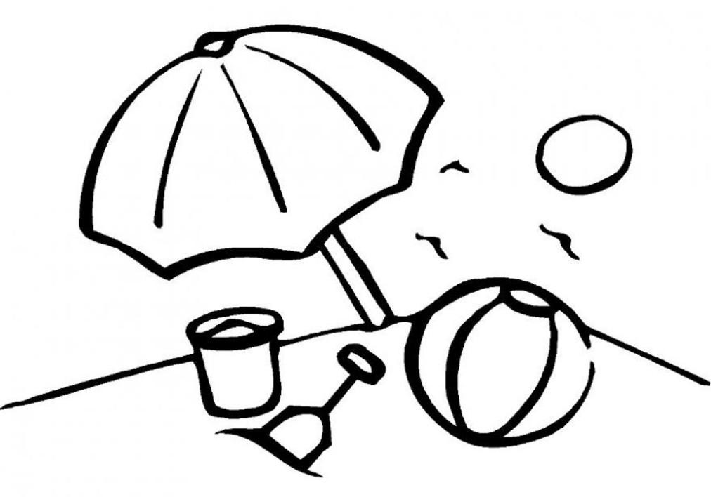 plage dessins à colorier coloriage lab