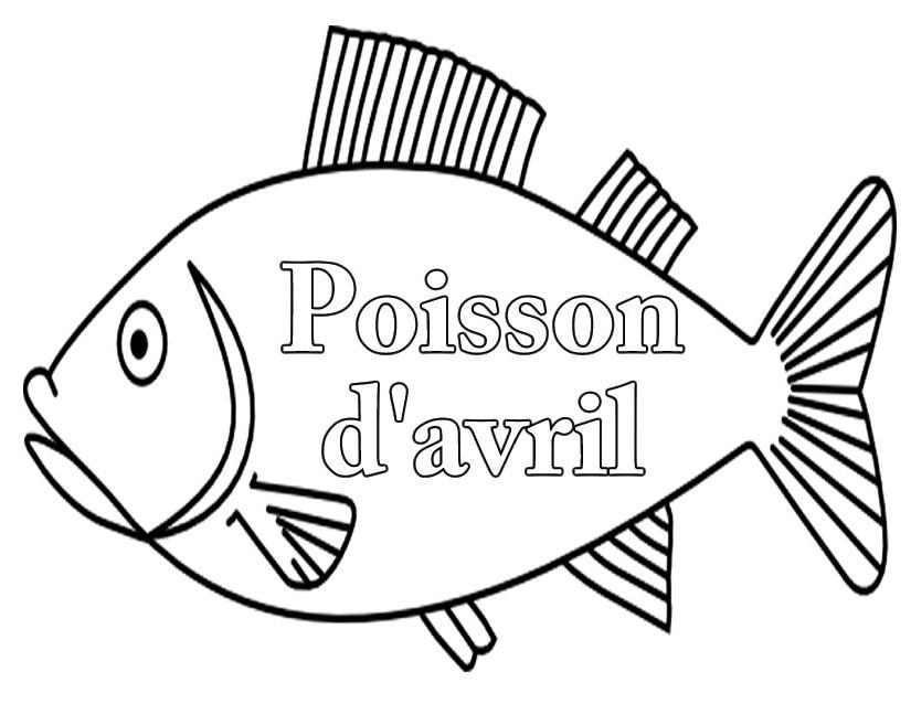 dessin 10867 jeux de coloriage poisson davril