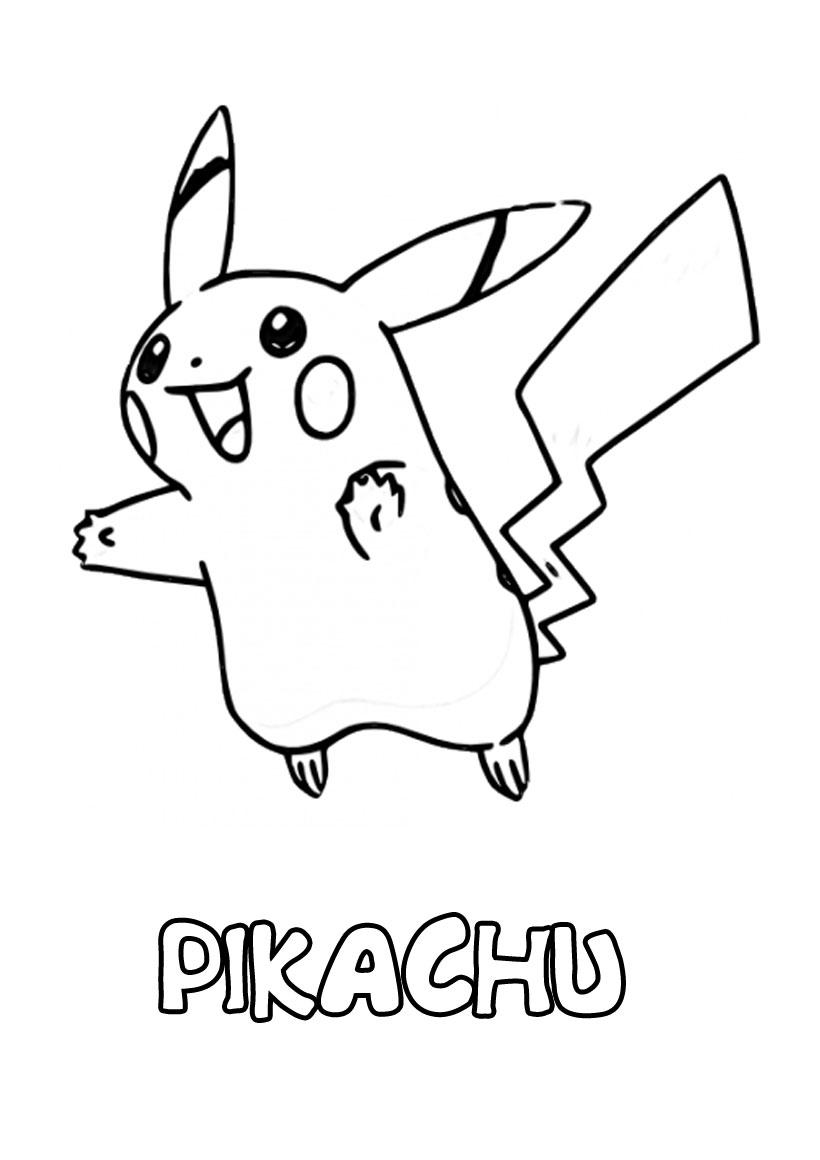 150 Dessins De Coloriage Pokemon à Imprimer Sur Laguerche Com Page 7