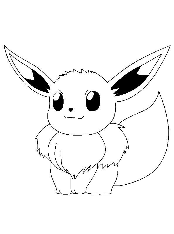 Bien connu 150 dessins de coloriage pokemon à imprimer sur LaGuerche.com  RN49