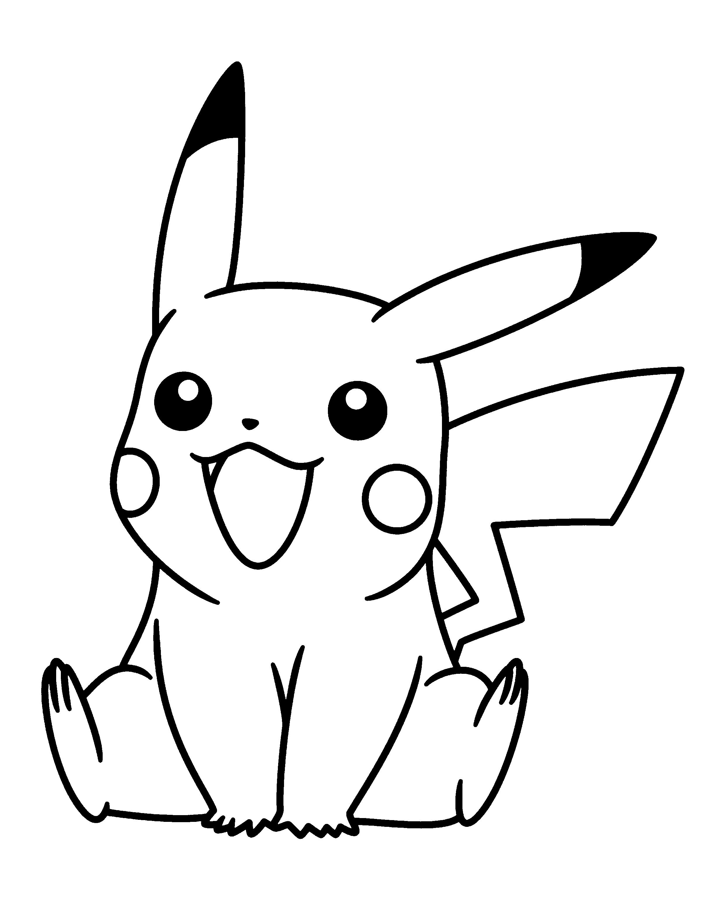 150 dessins de coloriage pokemon à imprimer sur LaGuerche ...