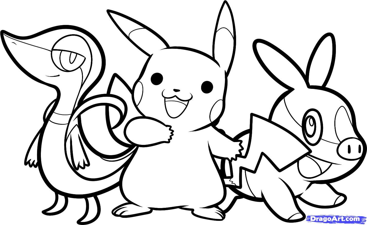 150 dessins de coloriage pokemon imprimer sur page 13 - Pokemon a imprimer gratuit ...