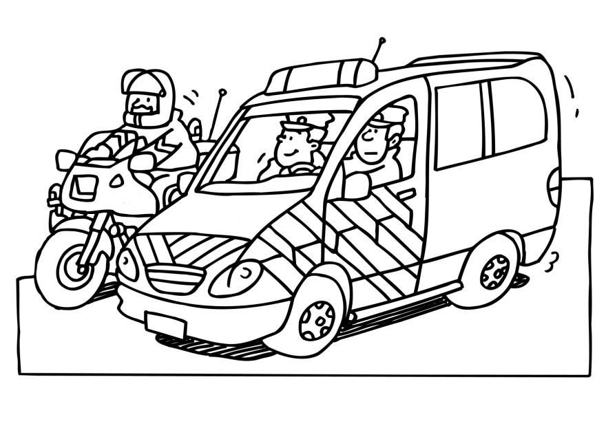 Police furthermore Policeman Clipart Black And White in addition Dangerous furthermore Funny health safety further Camiones. on animated police car