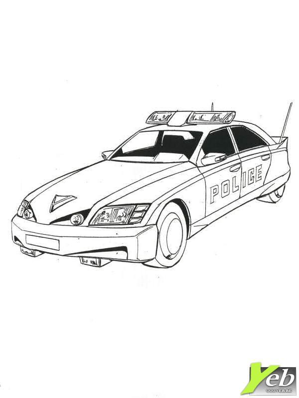 S lection de dessins de coloriage police imprimer sur page 3 - Voiture police dessin anime ...