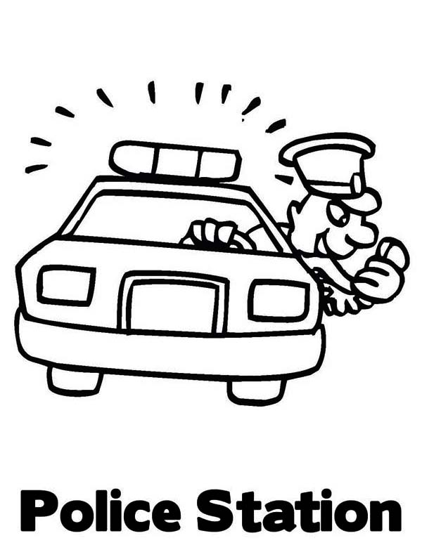 S lection de dessins de coloriage police imprimer sur page 3 - Coloriage a imprimer police ...