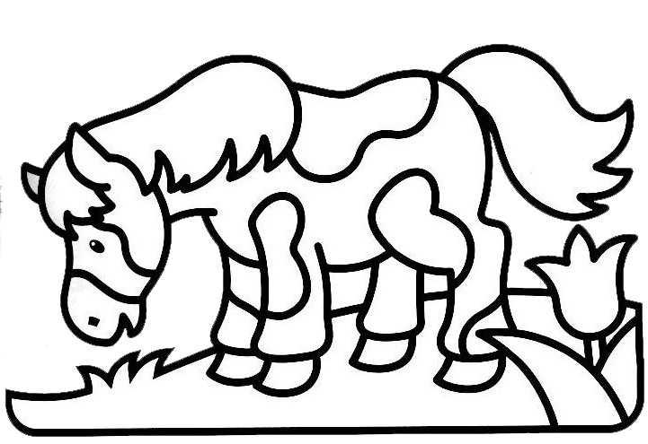149 dessins de coloriage poney imprimer sur page 3 - Dessin anime avec des poneys ...
