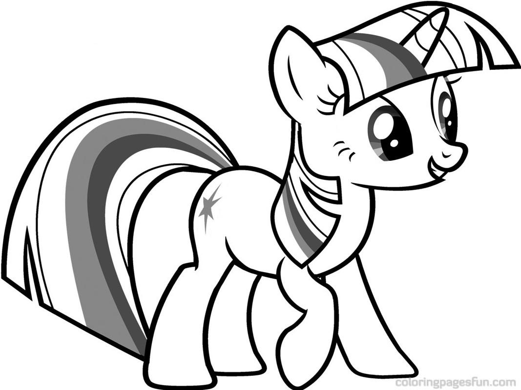 149 dessins de coloriage poney imprimer sur laguerche - My little pony gratuit ...