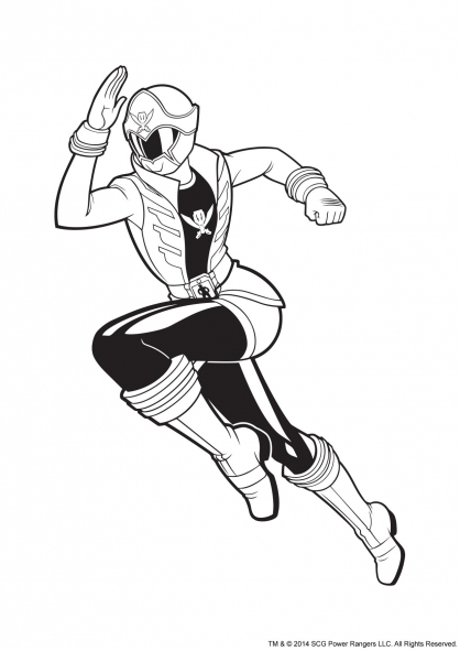 coloriage power rangers rose coloriage power rangers coloriage