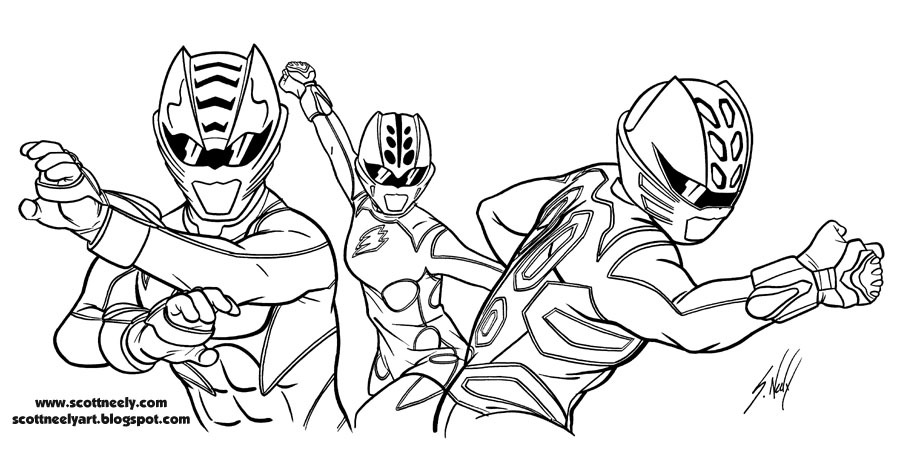 214 dessins de coloriage power rangers imprimer sur page 10 - Dessin power rangers ...