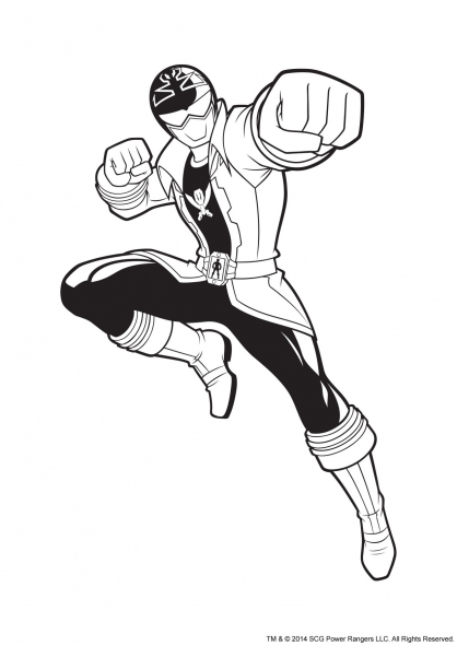 coloriage power rangers argent coloriage power rangers coloriage