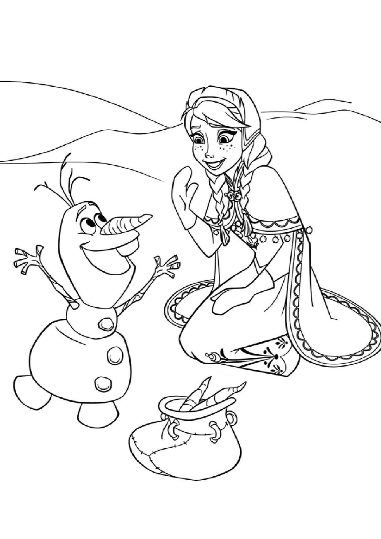 144 dessins de coloriage reine des neiges imprimer sur page 10 - Dessin a imprimer la reine des neiges ...