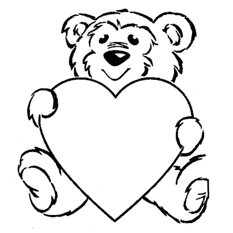 63 dessins de coloriage rose et coeur imprimer sur page 1 - Dessins coeurs ...