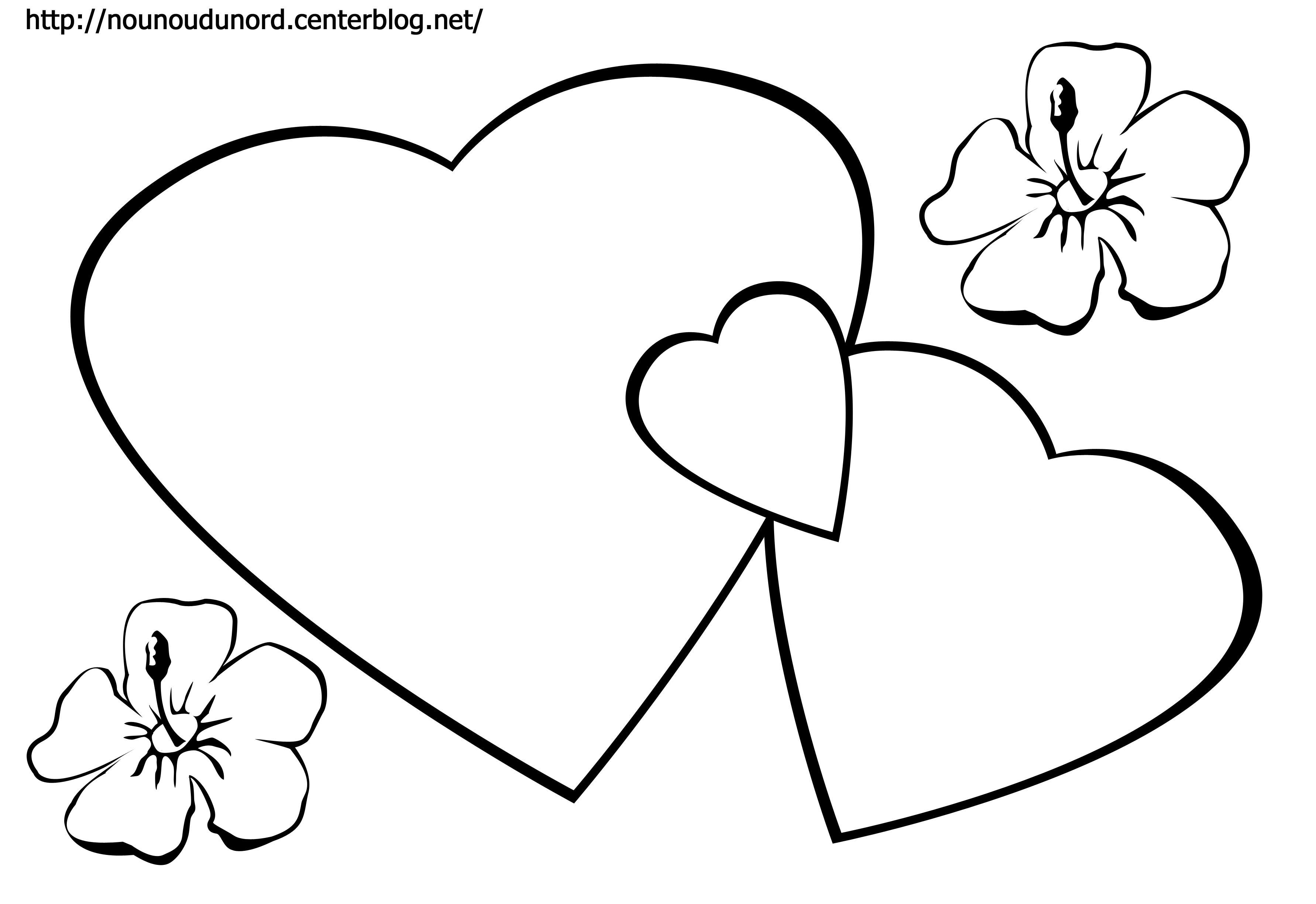 s lection de dessins de coloriage st valentin imprimer sur page 2. Black Bedroom Furniture Sets. Home Design Ideas