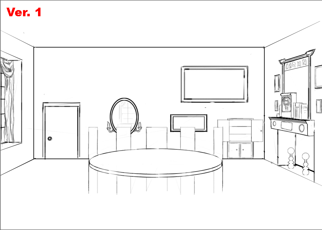 13 dessins de coloriage salle a manger imprimer sur page 2. Black Bedroom Furniture Sets. Home Design Ideas