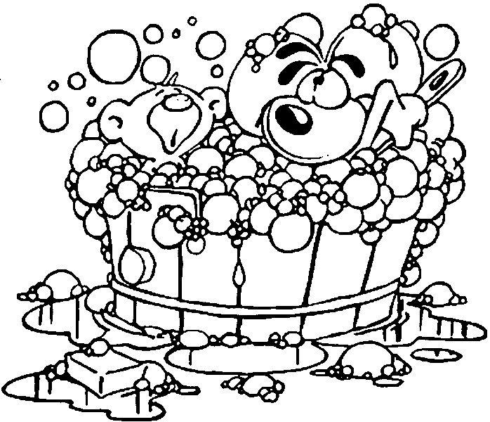 60 dessins de coloriage salle de bain imprimer sur page 4. Black Bedroom Furniture Sets. Home Design Ideas