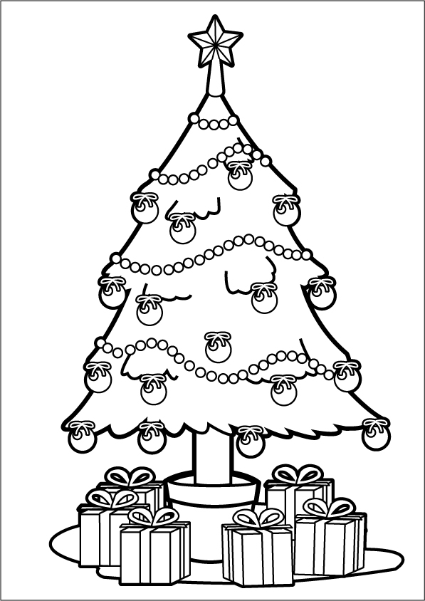 dessin de sapin de noel a imprimer gratuit my blog. Black Bedroom Furniture Sets. Home Design Ideas