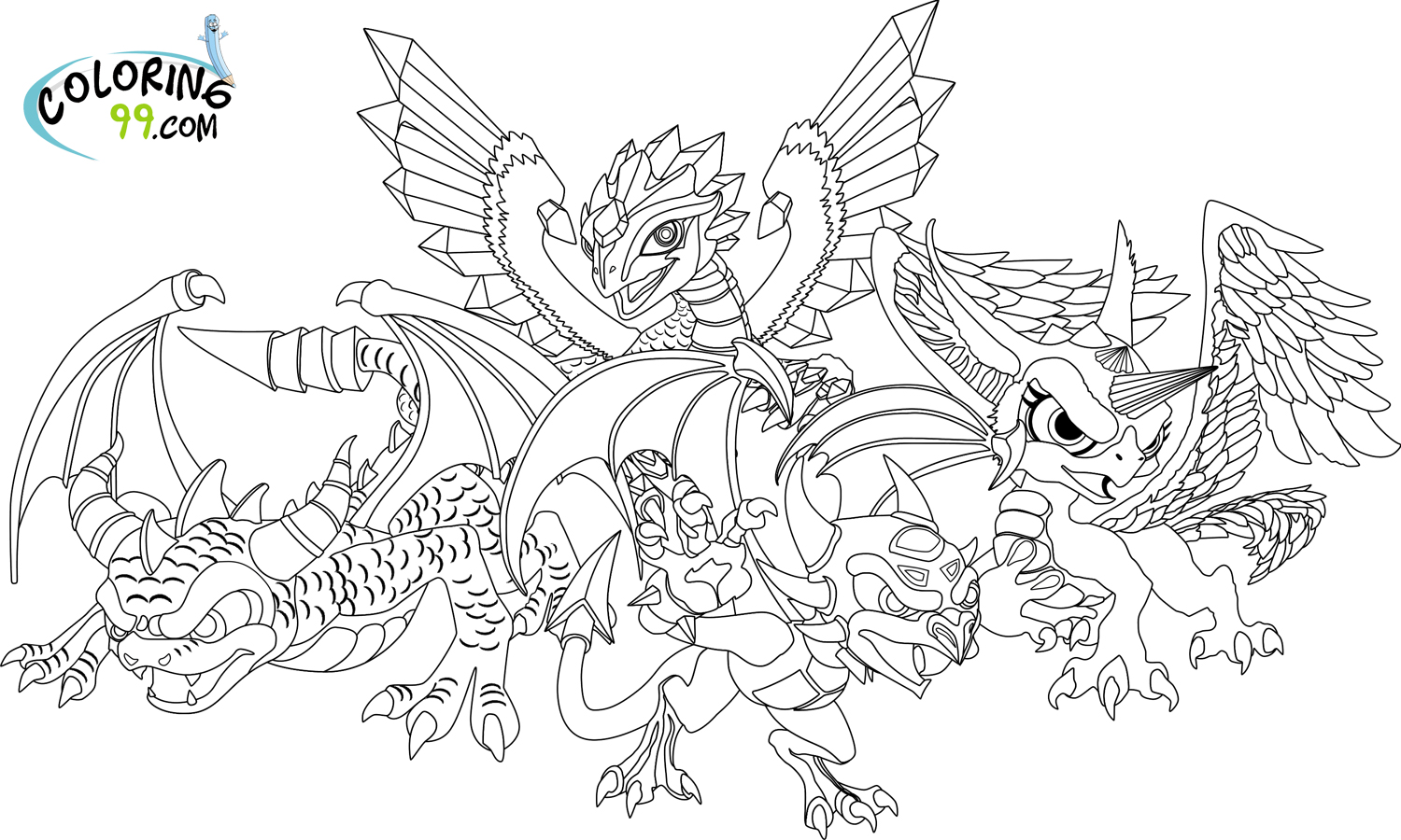 lego elves coloring pages - photo#28