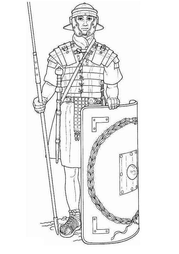 37 dessins de coloriage soldat imprimer sur laguerche - Coloriage image ...