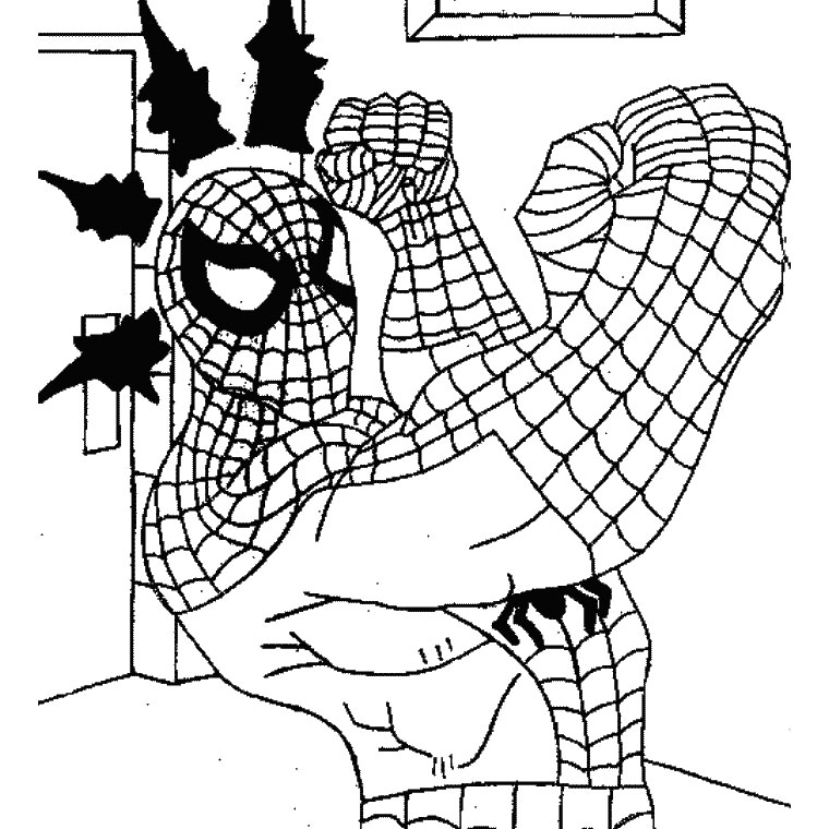 le coloriage spiderman moto pour imprimer le coloriage spiderman