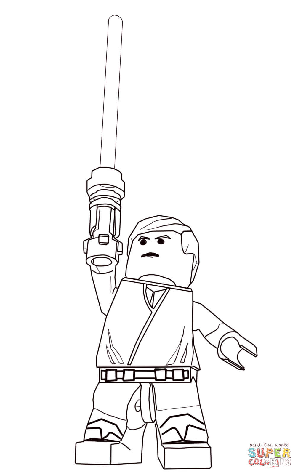 coloring pages luke 7 - photo#32