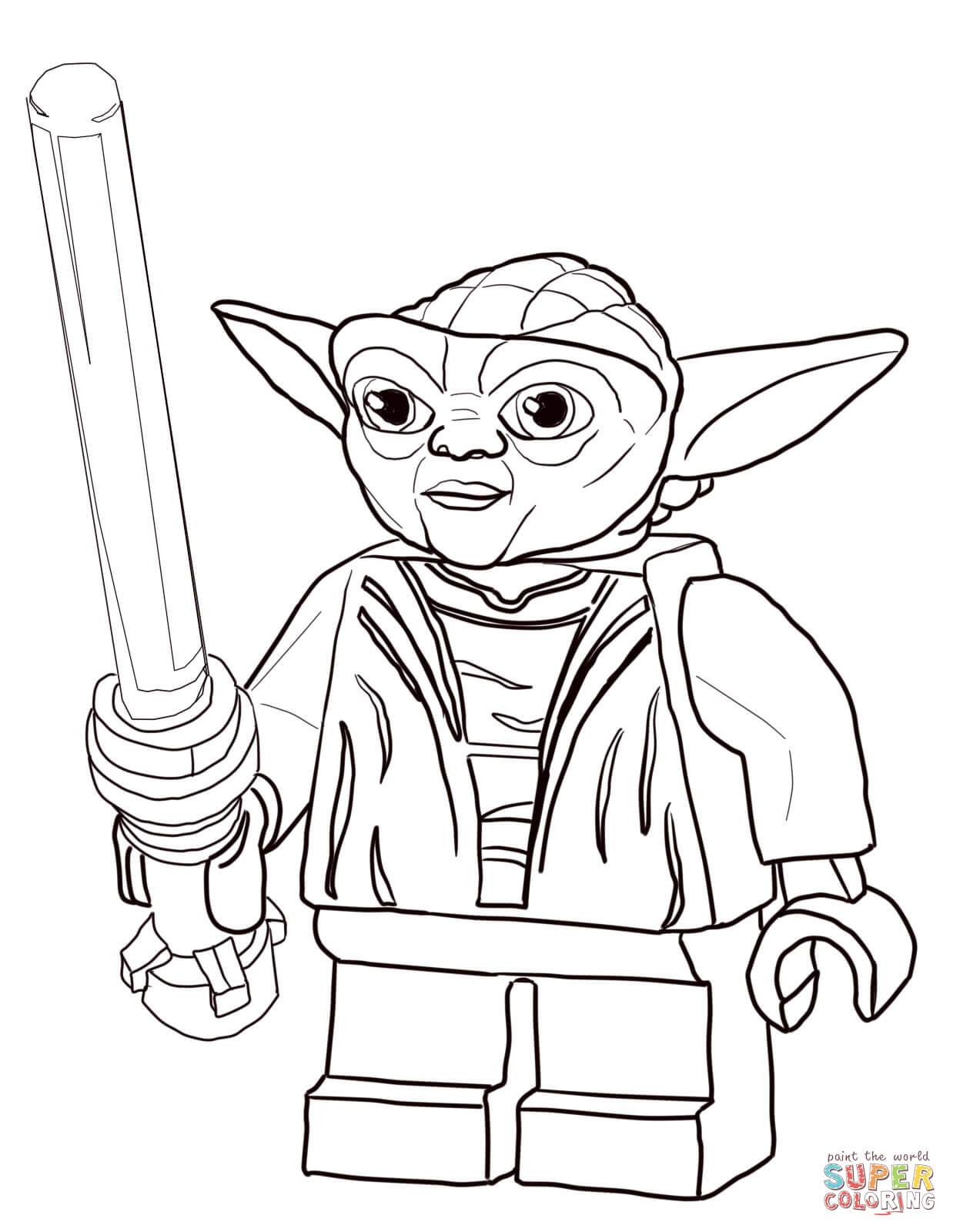 110 dessins de coloriage star wars imprimer sur page 9 - Star wars coloriage gratuit ...