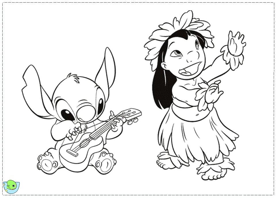 44 dessins de coloriage stitch imprimer sur page 2 - Dessin de stitch ...