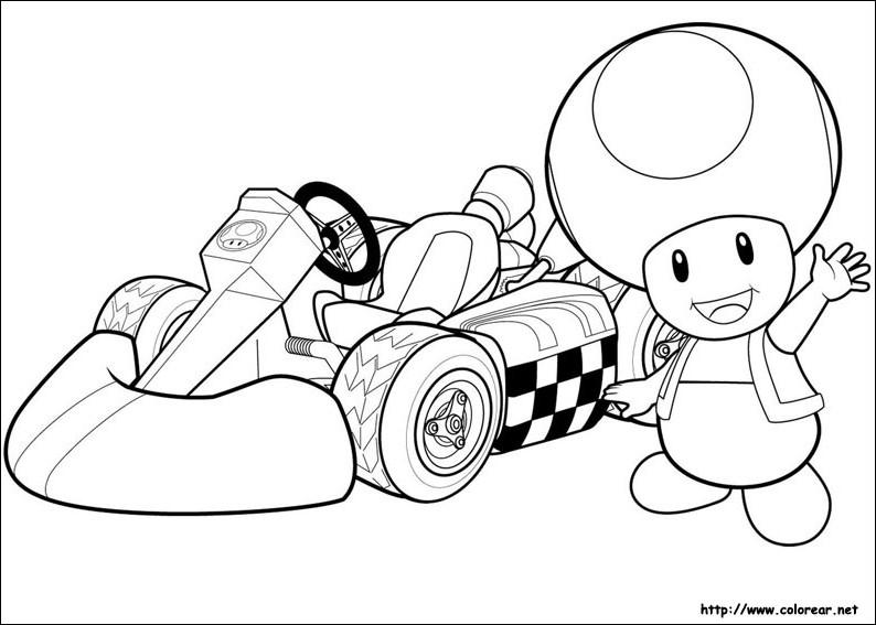 image 26572 coloriage super mario bros gratuit - Coloriage Mario Imprimer