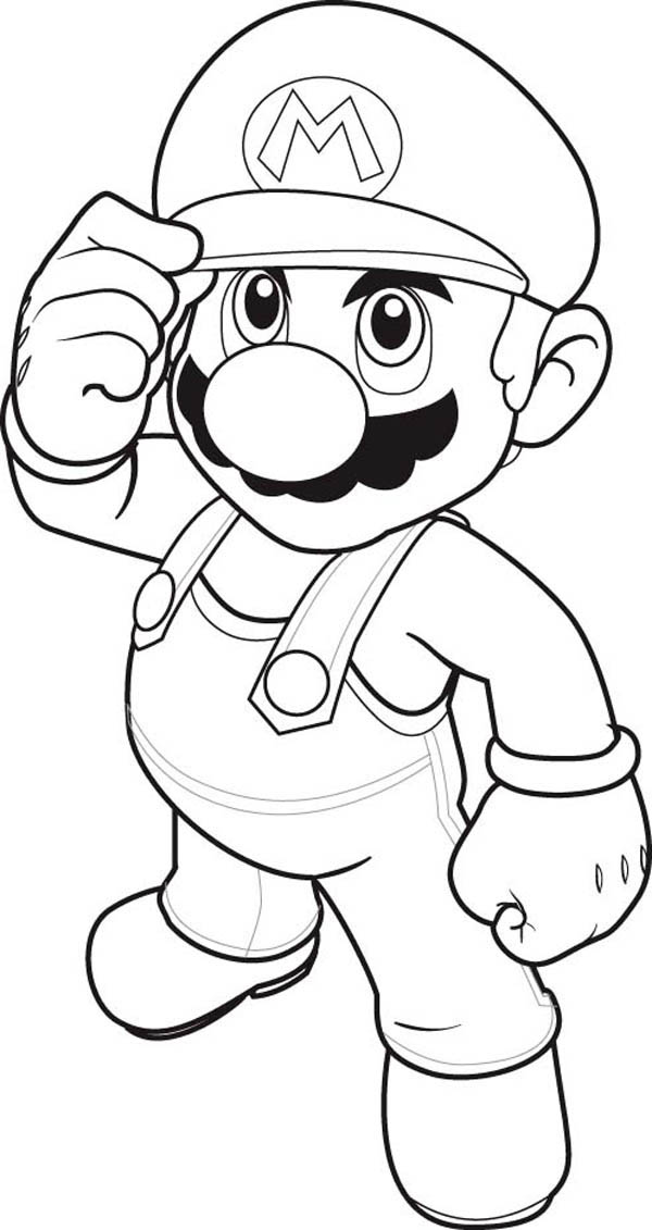 jombo super mario coloring pages - photo#36