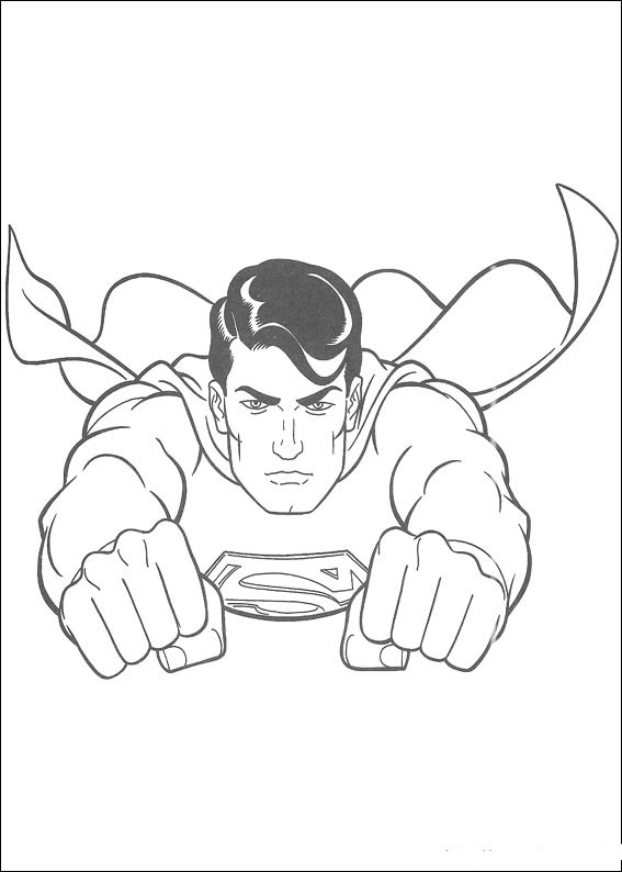 superman dessins à colorier superman dessins à colorier superman coloriage