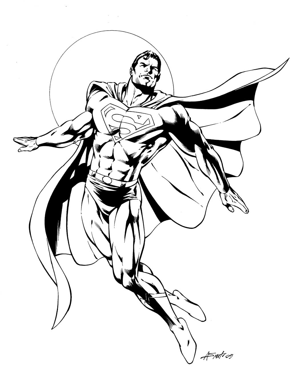 superman dessins à colorier gratuit à imprimer dessins à colorier cool