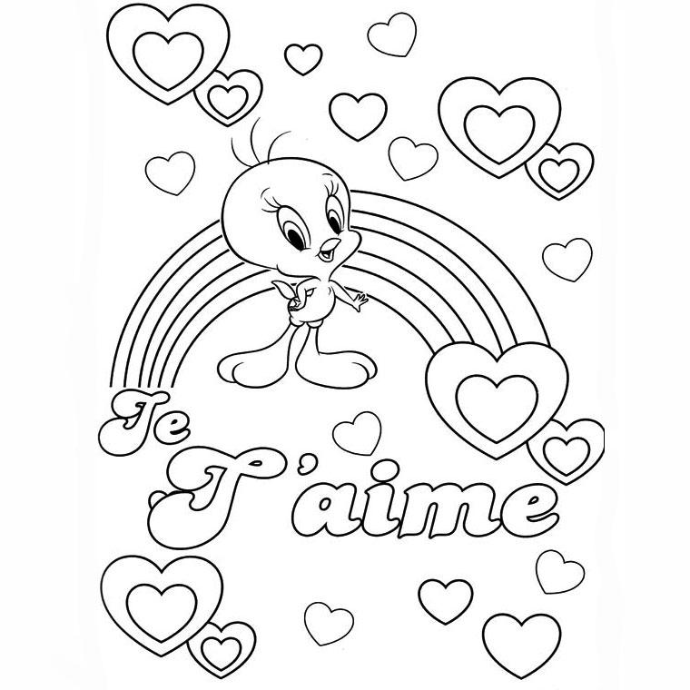 image 22643 coloriage tag love gratuit