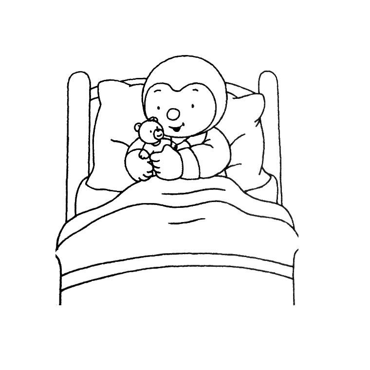 42 dessins de coloriage tchoupi et doudou imprimer sur page 1 - Tchoupi tchoupi ...