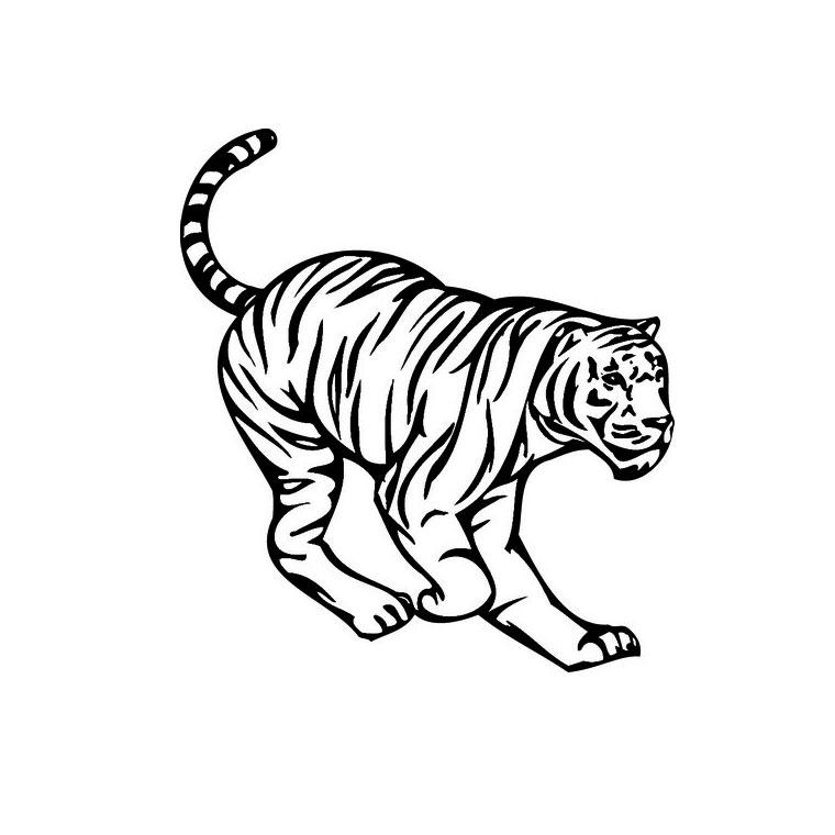 Kleurplaat Afrikaanse Dieren 72 Dessins De Coloriage Tigre 224 Imprimer Sur Laguerche Com