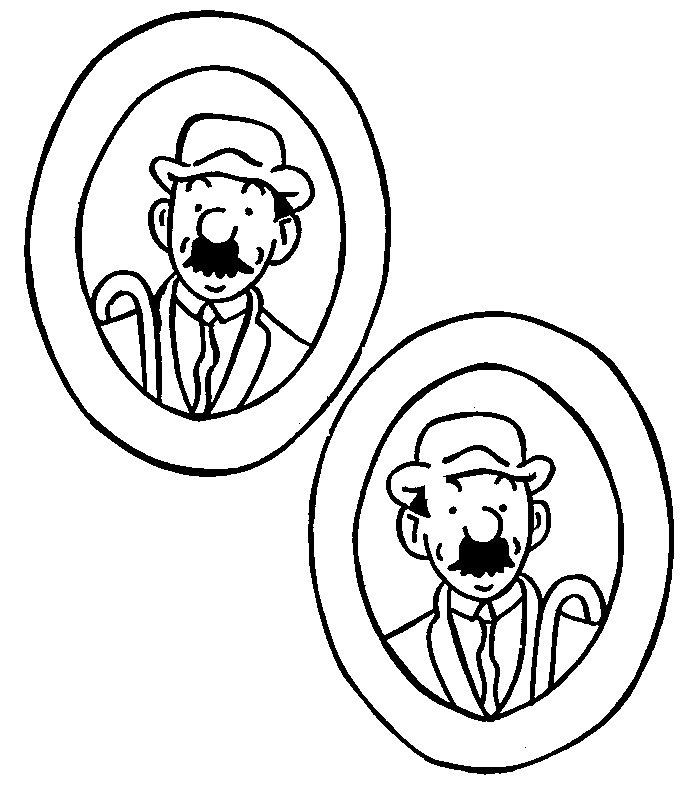 disegni tin tin , disegni per bambini da stampare e colorare, by