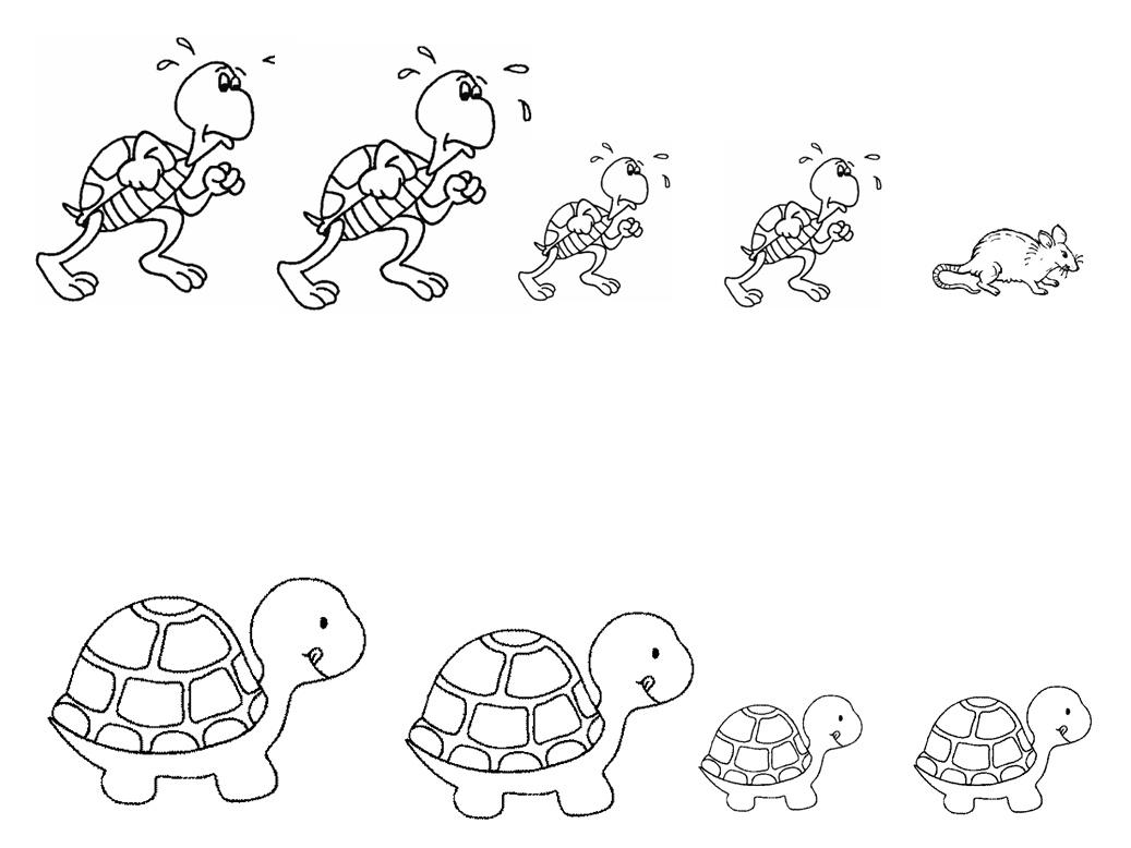 69 dessins de coloriage tortue imprimer sur page 2 - Tortue en dessin ...