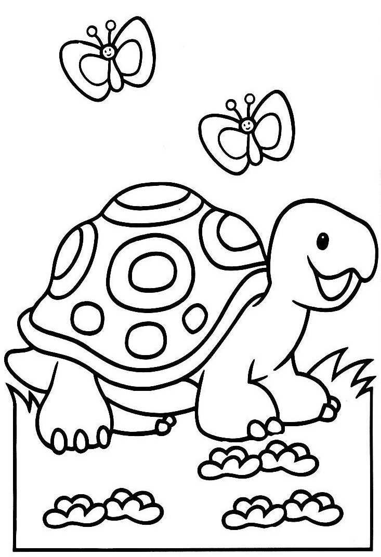 69 dessins de coloriage tortue imprimer sur page 5 - Coloriage 3 ans a imprimer gratuit ...