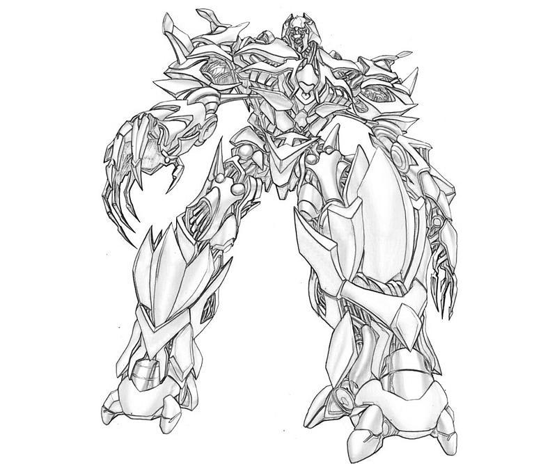 135 dessins de coloriage transformers imprimer sur page 3 - Dessin de transformers ...