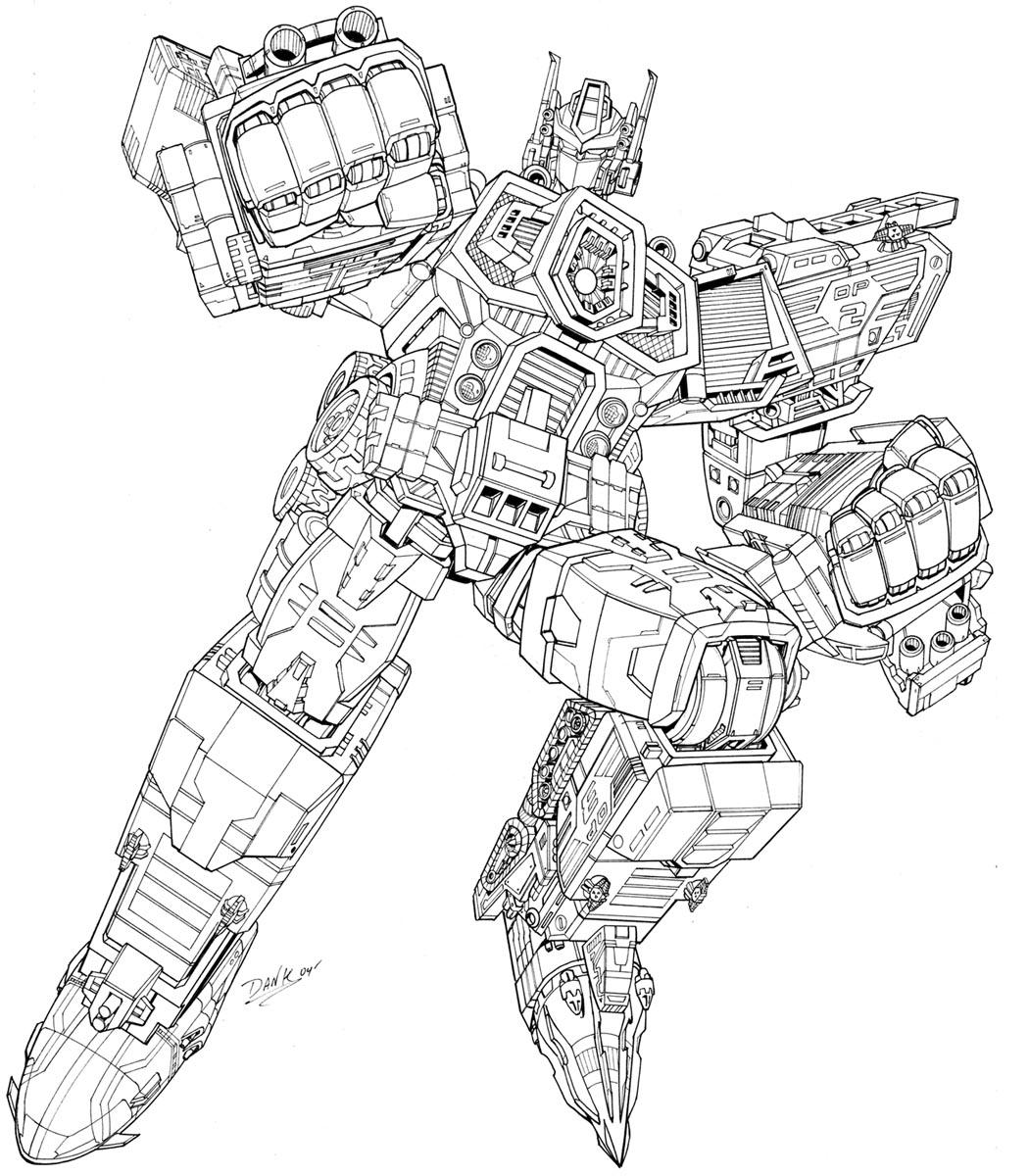 135 dessins de coloriage transformers imprimer sur for Ironhide coloring pages