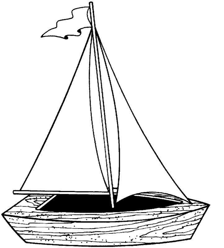 33 dessins de coloriage voilier imprimer sur page 1 - Dessins de voiliers ...