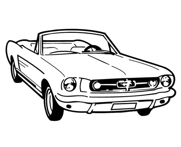 Coloriage de voiture de sport a imprimer - Coloriage a imprimer de voiture de sport ...