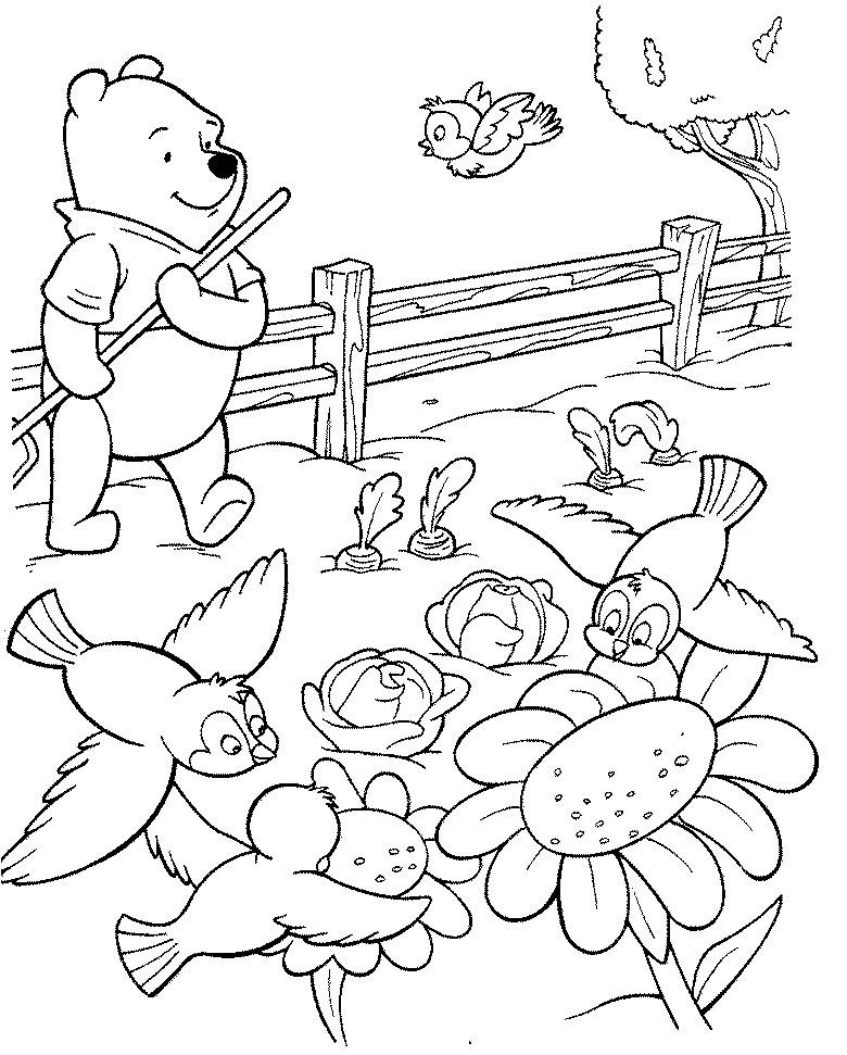 103 dessins de coloriage winnie imprimer sur page 1 - Coloriage de winnie ...