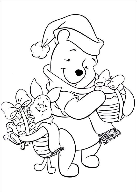 Famous Coloriage Winnie Domino Ideas - Coloring Pages Online ...