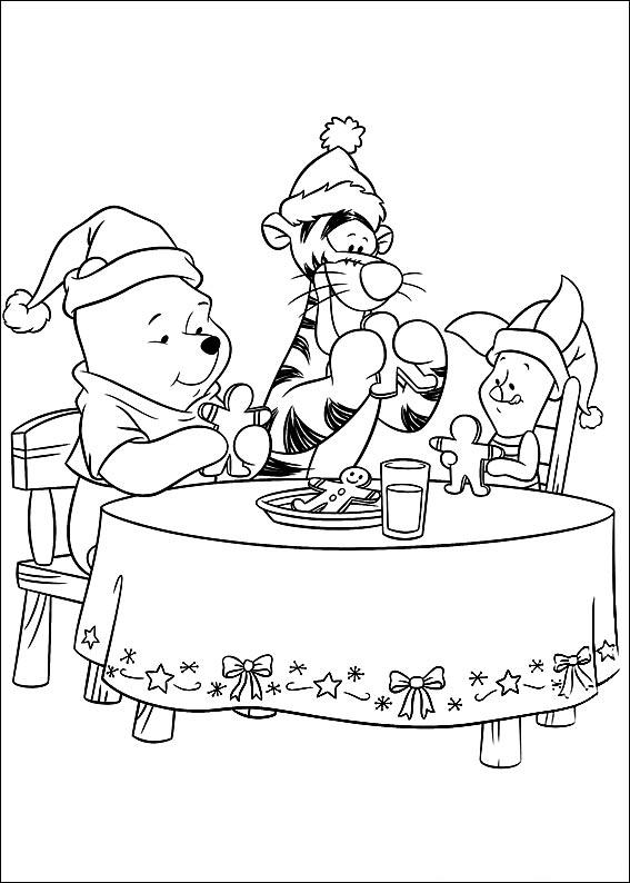 103 dessins de coloriage winnie imprimer sur page 9 - Dessin de winnie l ourson ...