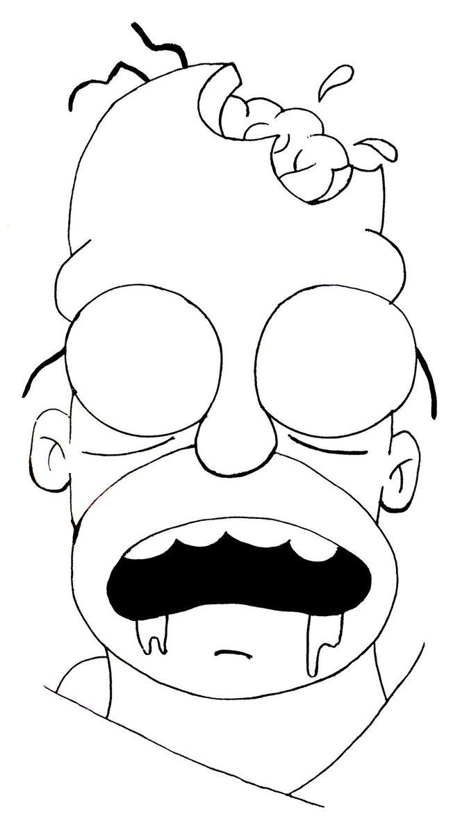 49 dessins de coloriage zombie imprimer sur page 4 - Coloriage zombie ...