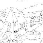 coloriage-dessin-village.JPG