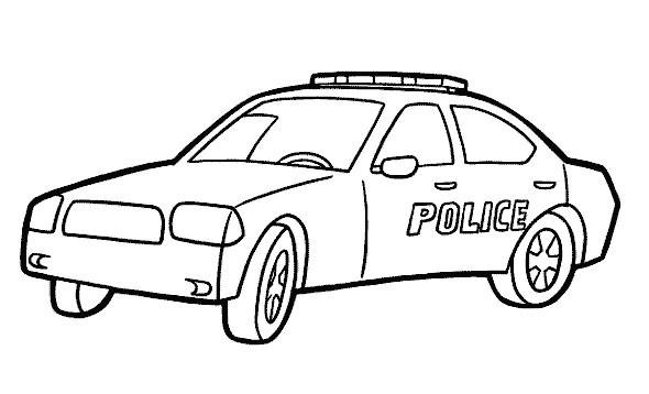 slection de dessins de coloriage police imprimer sur laguerchecom page 5