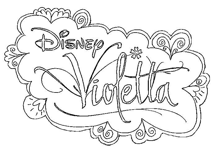 14 dessins de coloriage violetta imprimer sur laguerchecom page 1